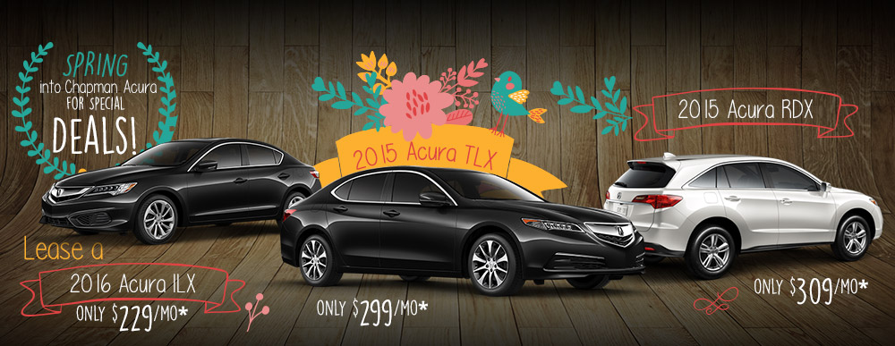 : Reserve your 2015 Acura TLX now for the low price of $299/MO*